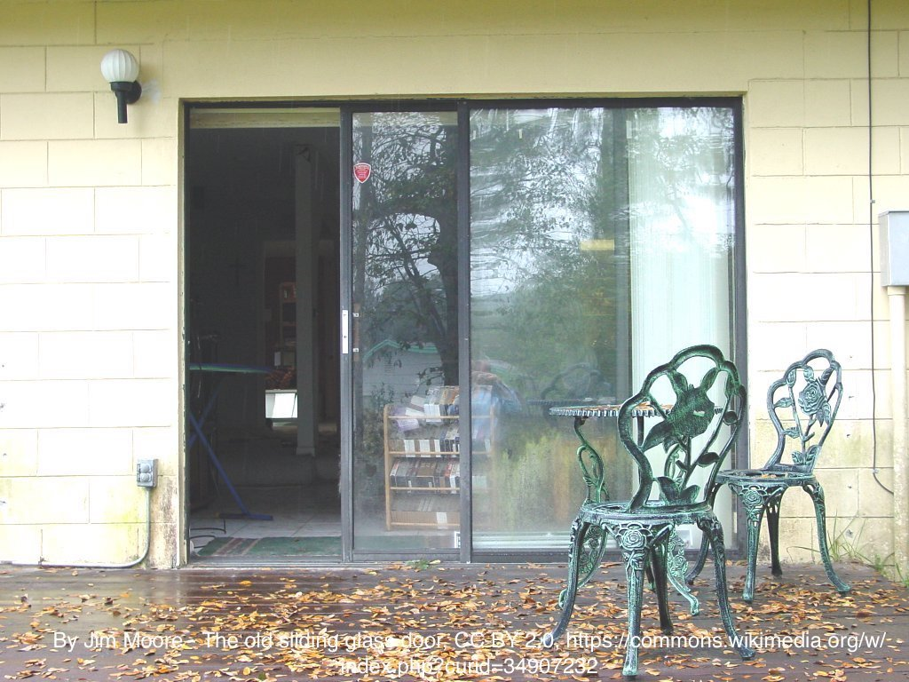 Why Do People Like and Hate Sliding Doors?