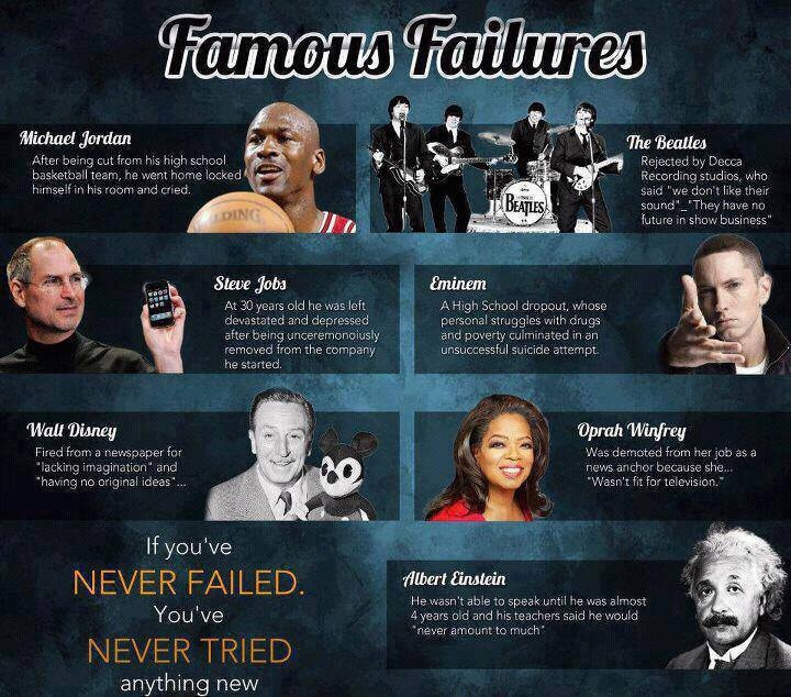 Is Failure Such a Bad Thing?