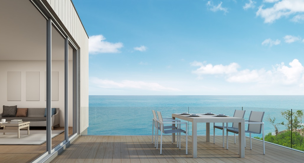"""What Does """"Decks Becoming Living Rooms"""" Have to Do with Great Doors?"""