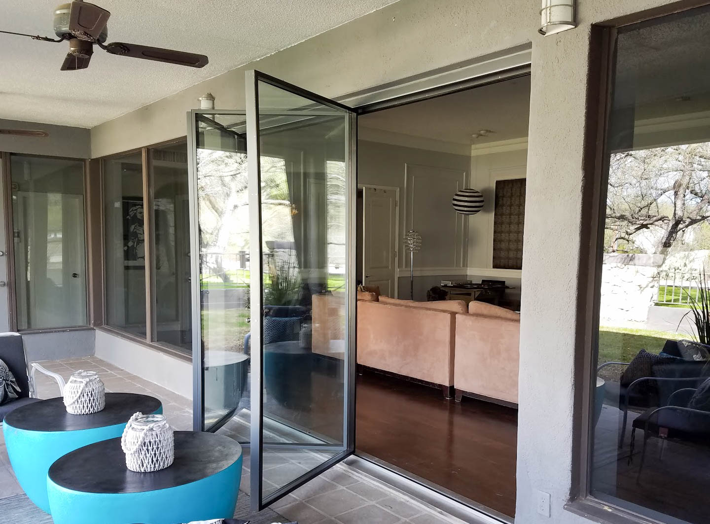 The Best Alternative to NanaWall Folding Doors.