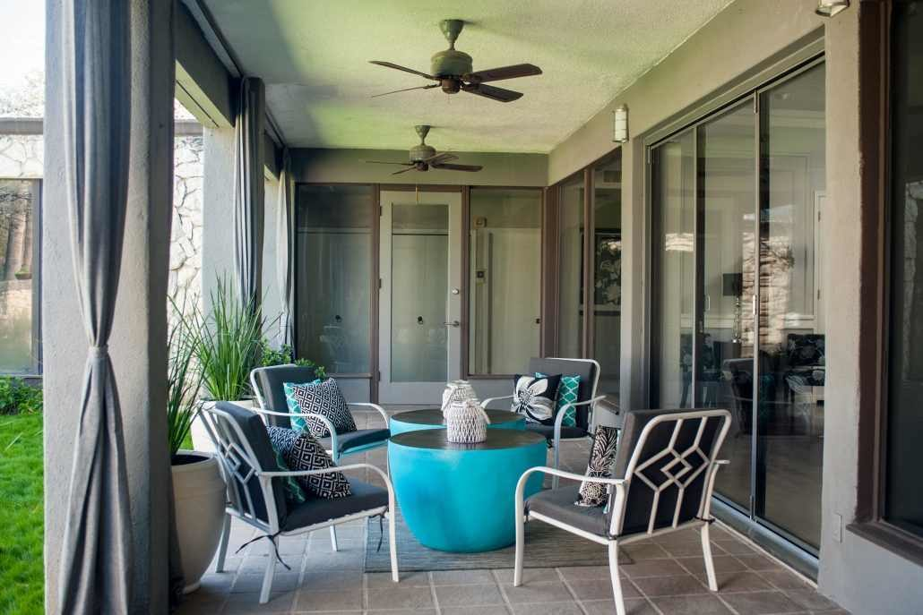 Attirant ... Patio Patio Opening, Out Swing Bi Fold, Patio Furniture, Closed Three  Panel Exterior Three Panel Door ...
