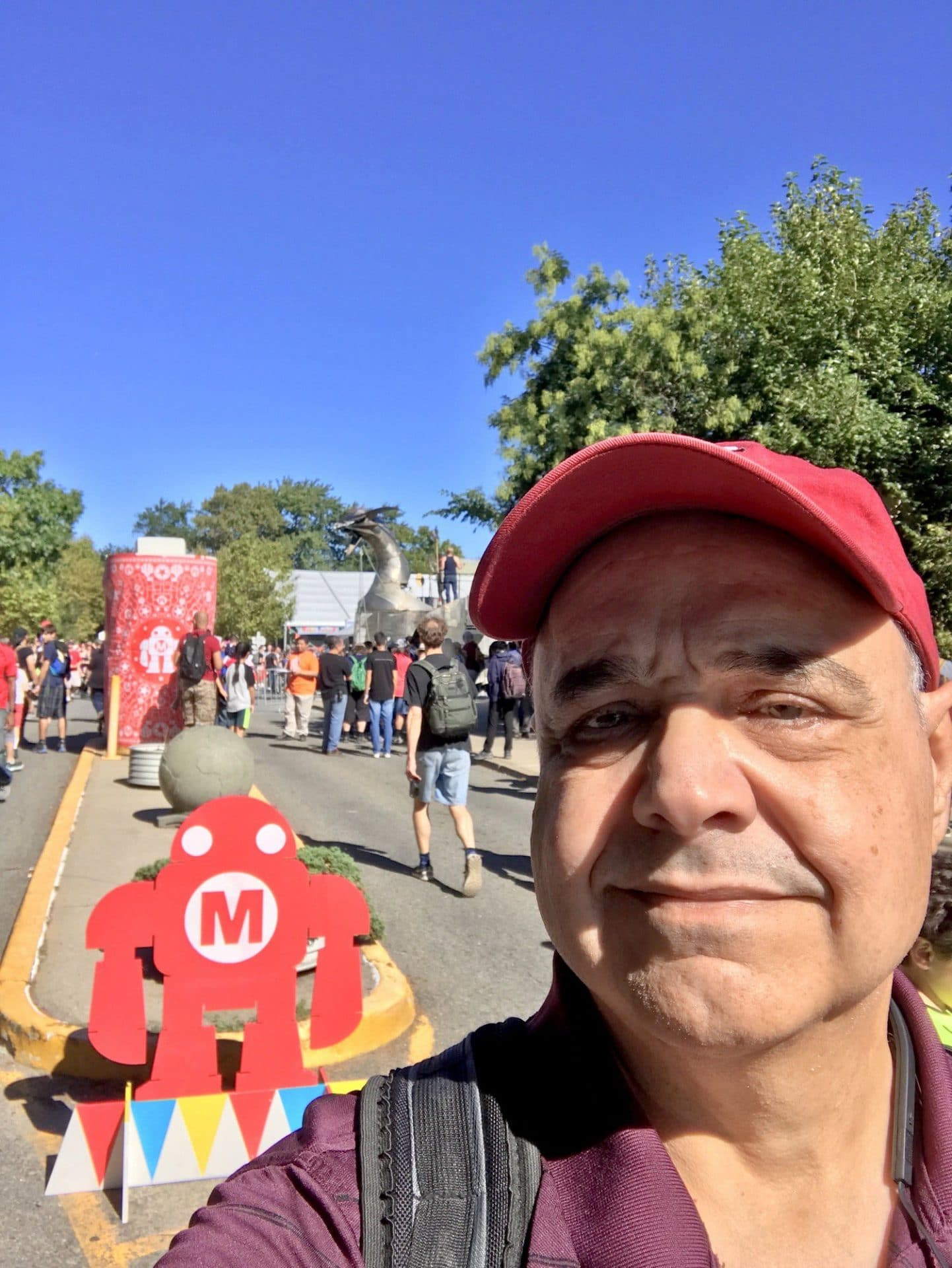 What Has Maker Faire Got to Do with Steel Doors?