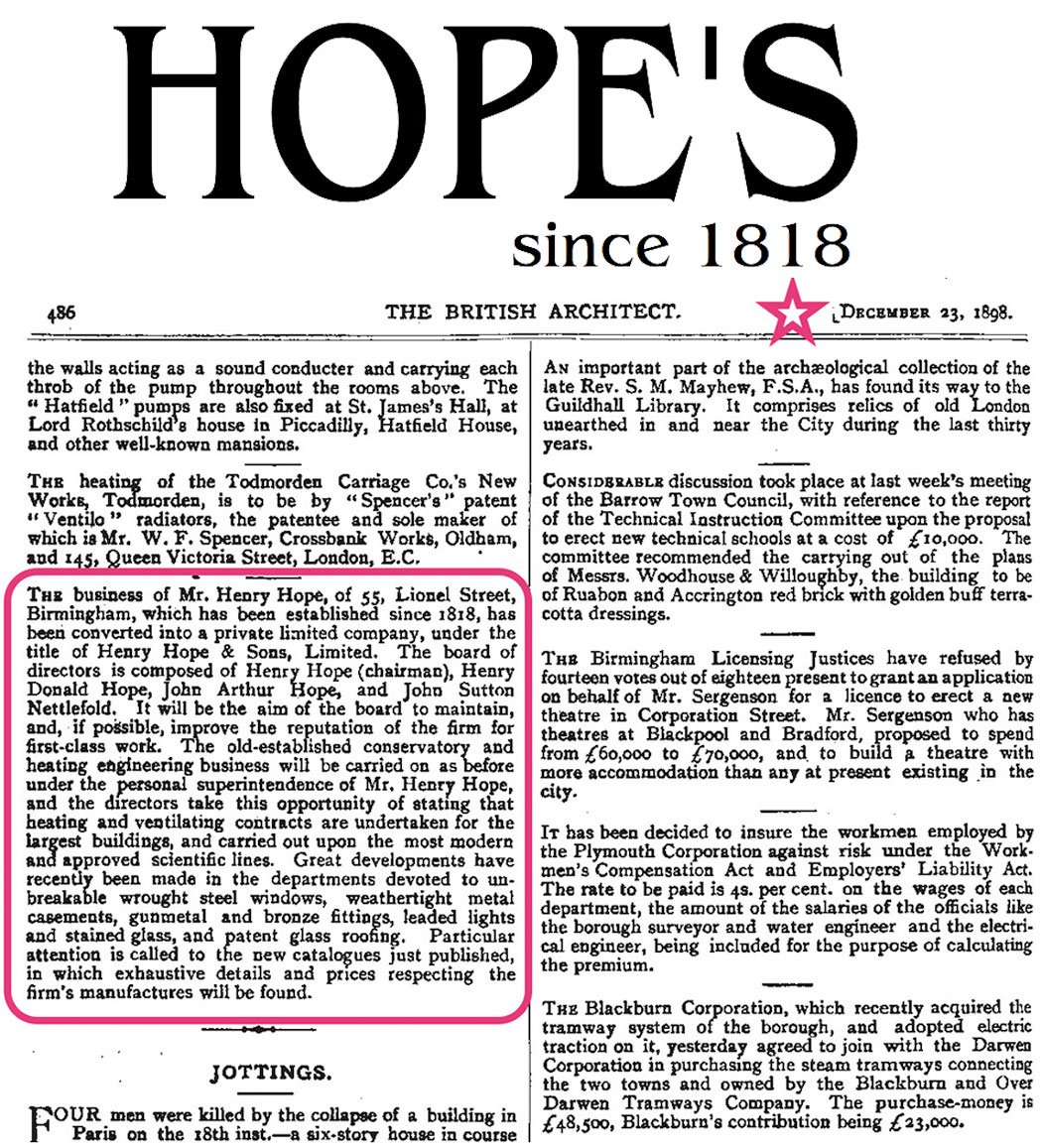 Read more about the article 5 reasons Hope's Windows is the leader in Steel Windows and Doors