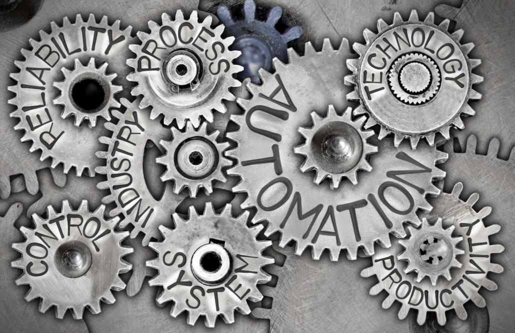 Cogs, Gears, Wheels, Virtual Maufacturing