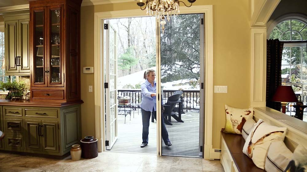 What is the best insect screen for doors?