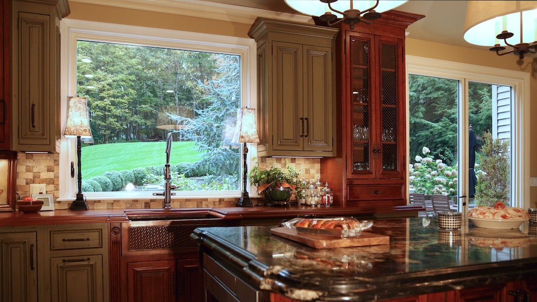 kitchen combo, awning window, french door, mortise lock, lockrail