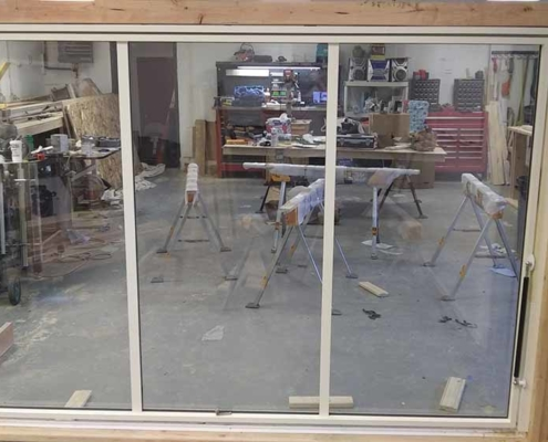 Testing,Pass-Through,2Fold®,Steel Windows,Production,Assembly