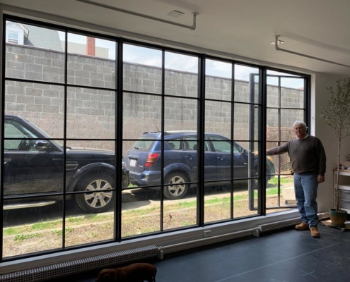 Out-Swing, Fixed Windows,Steel Windows and Doors,2Fold®,Renovation